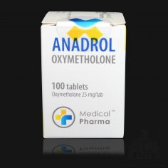 Medical Pharma ANADROL