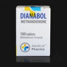 Medical Pharma DIANABOL