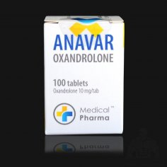 Medical Pharma ANAVAR