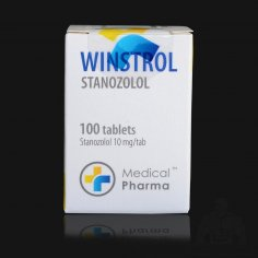 Medical Pharma WINSTROL